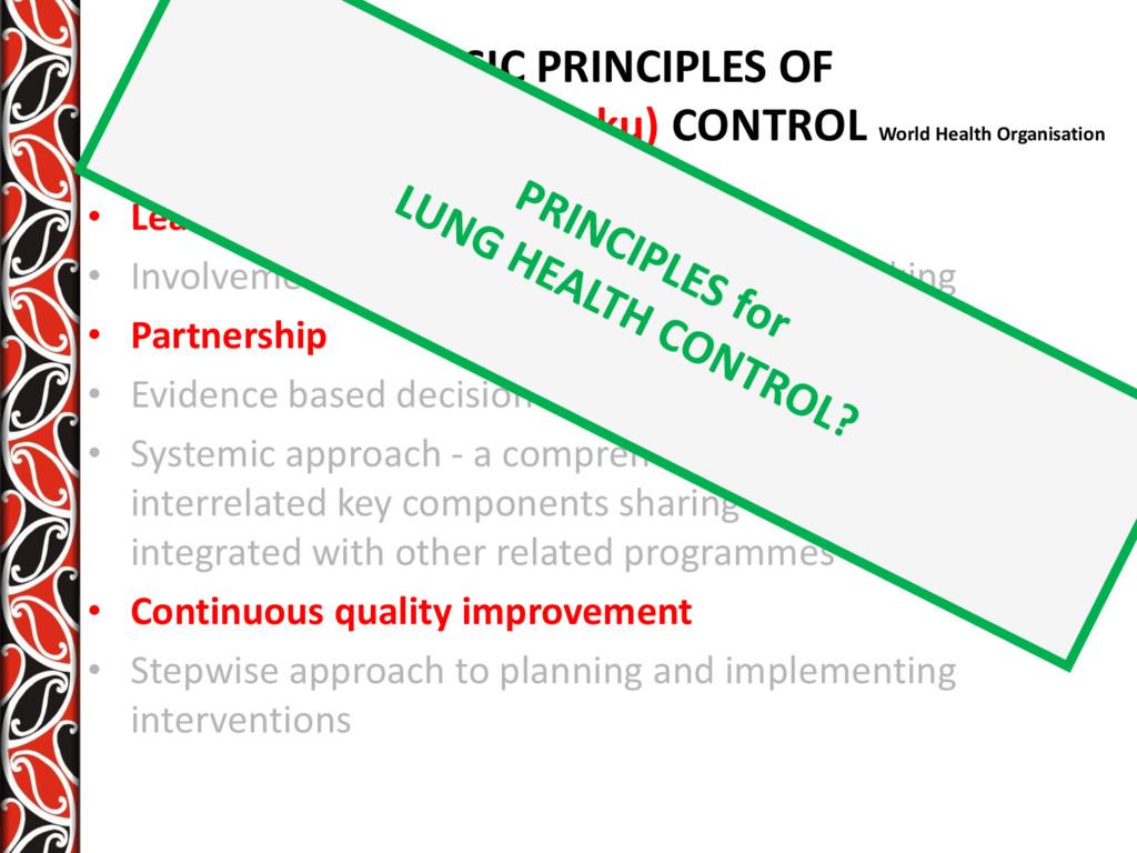 BASIC PRINCIPLES OF CANCER (mate pukupuku) CONT...