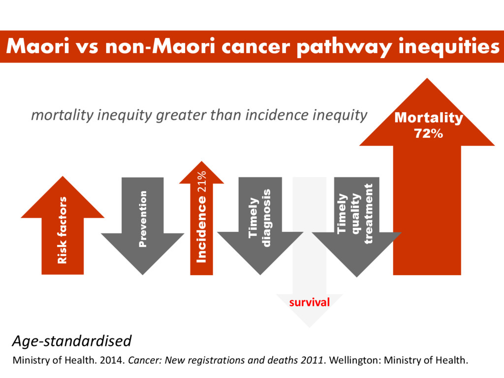 mortality inequity greater than incidence inequ...