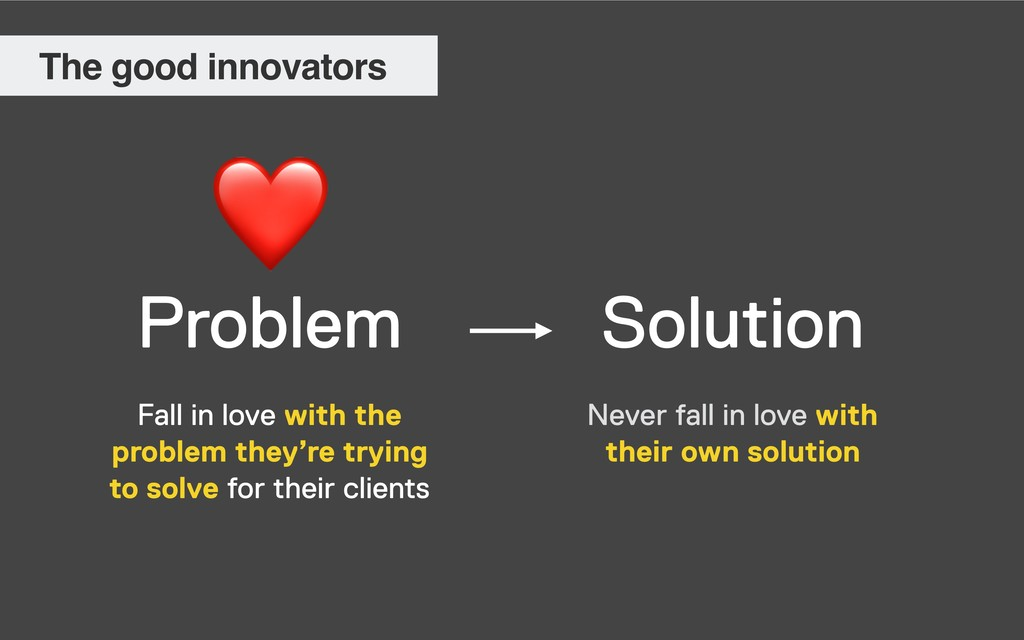Problem Solution Never fall in love with their...