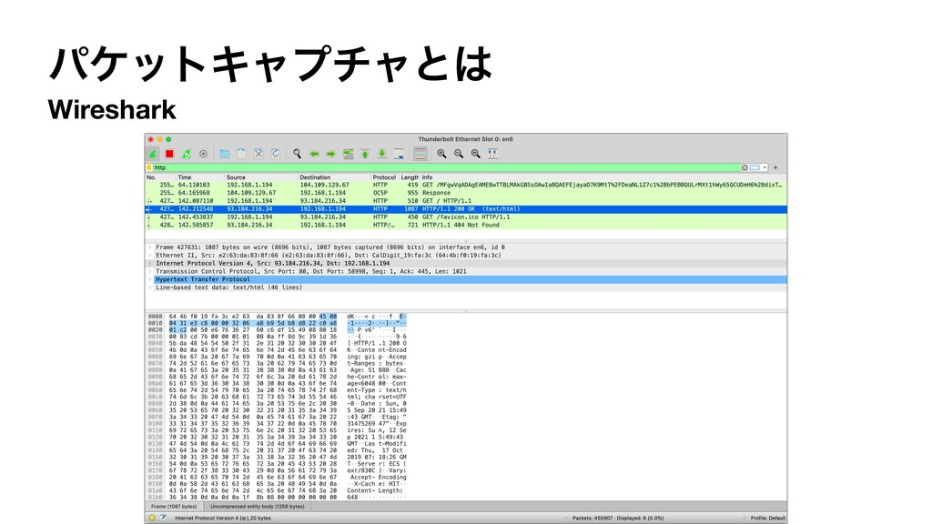 ύέοτΩϟϓνϟͱ Wireshark