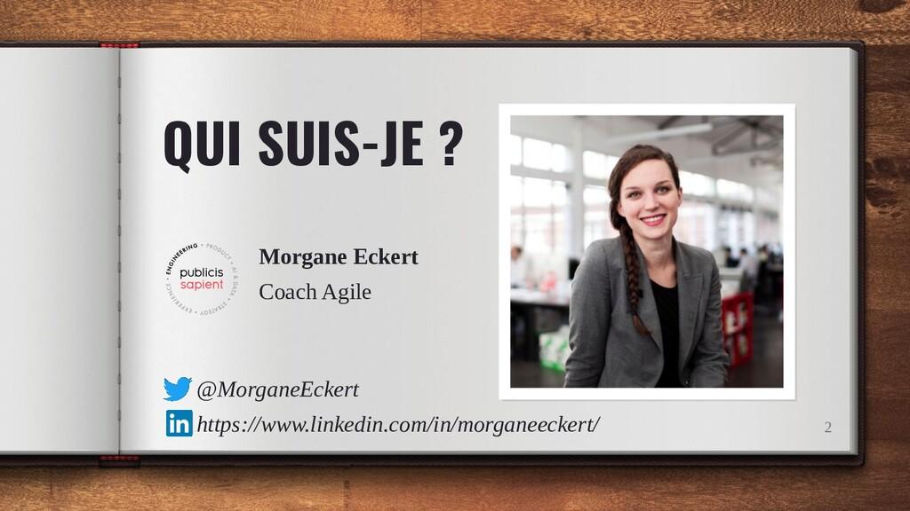 Morgane Eckert Coach Agile @MorganeEckert https...