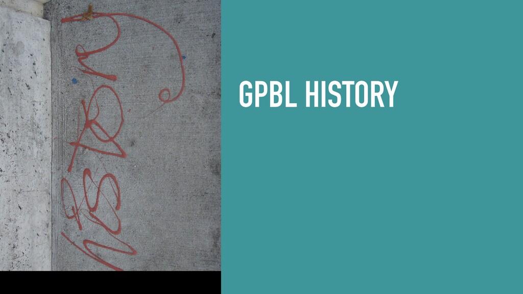 GPBL HISTORY https://www.flickr.com/photos/shall...