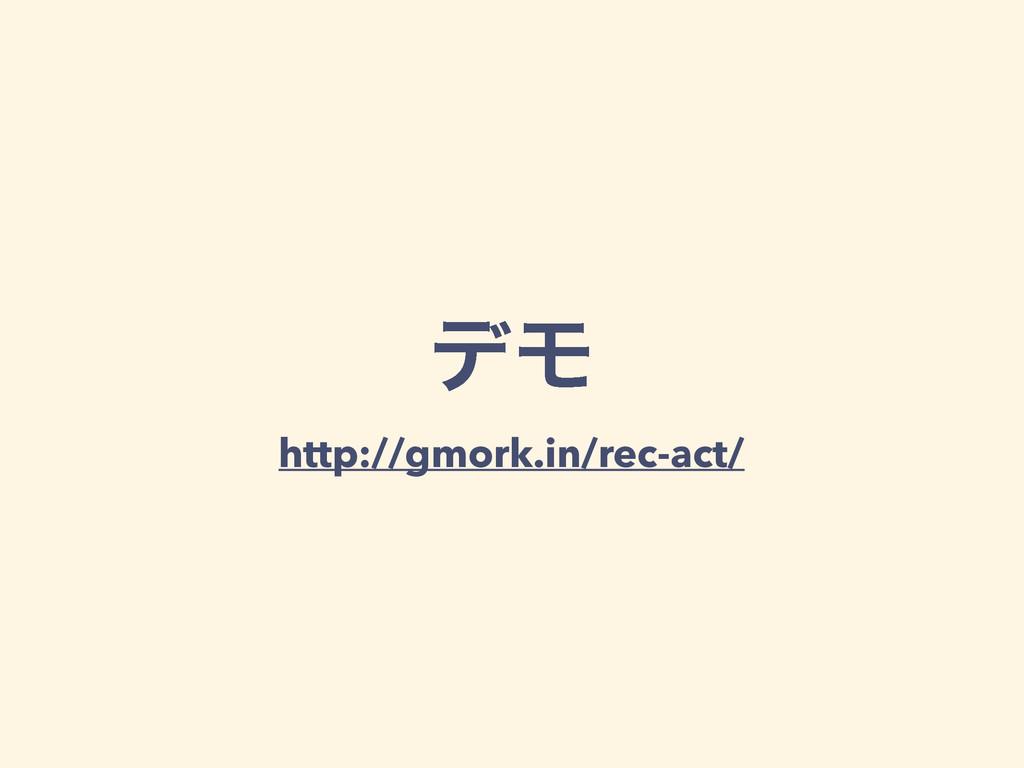 σϞ http://gmork.in/rec-act/