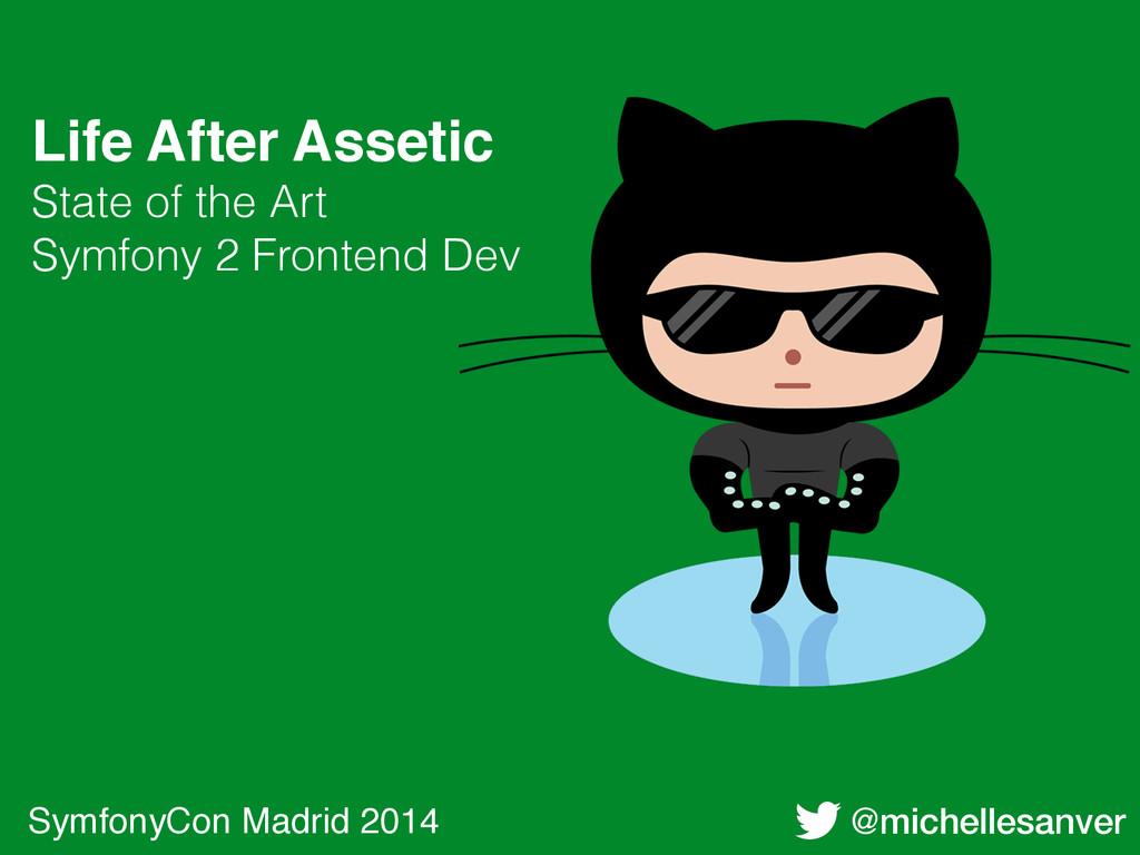 @michellesanver SymfonyCon Madrid 2014 Life Aft...