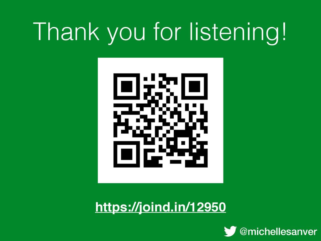 @michellesanver Thank you for listening! https:...