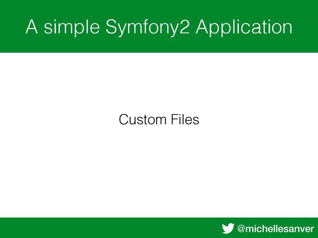 @michellesanver A simple Symfony2 Application C...