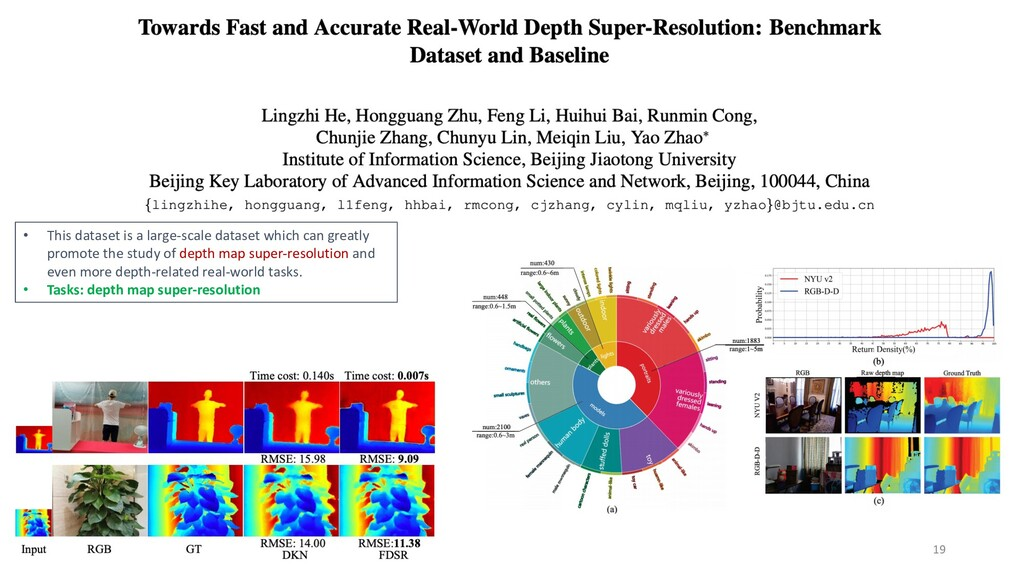 19 • This dataset is a large-scale dataset whic...