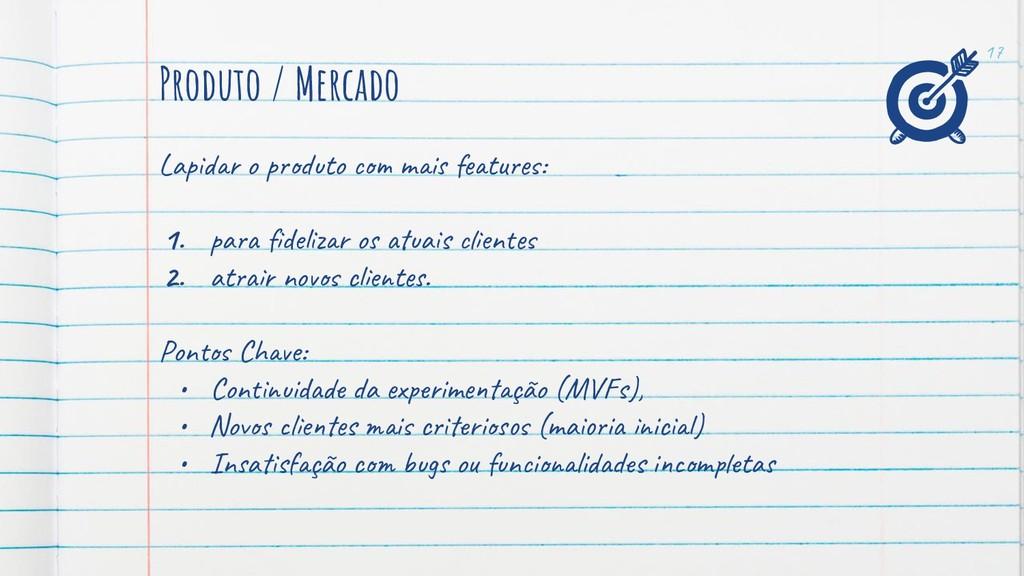 Produto / Mercado Lap o p to m i tu : 1. pa de ...