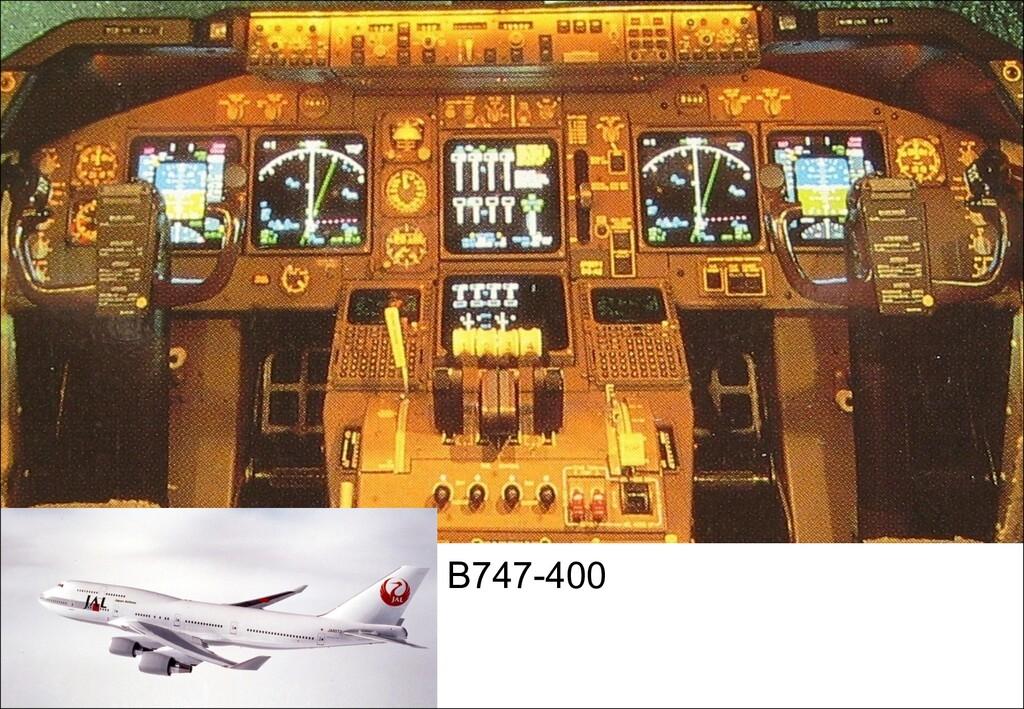 B747-400