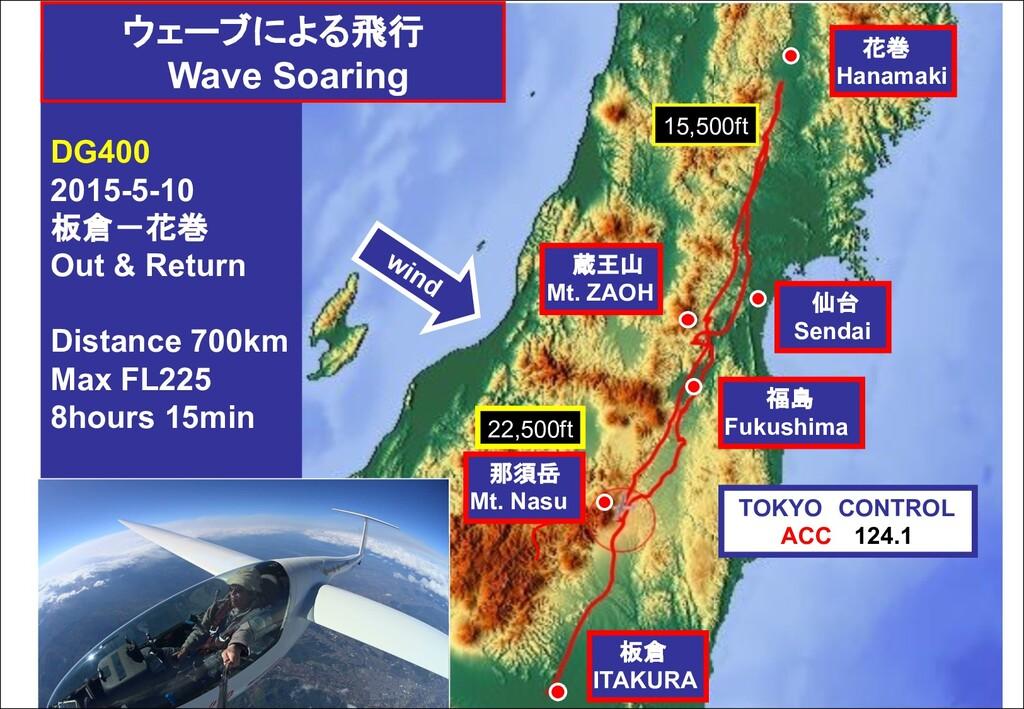 板倉 ITAKURA wind 15,500ft 花巻 Hanamaki 仙台 Sendai ...
