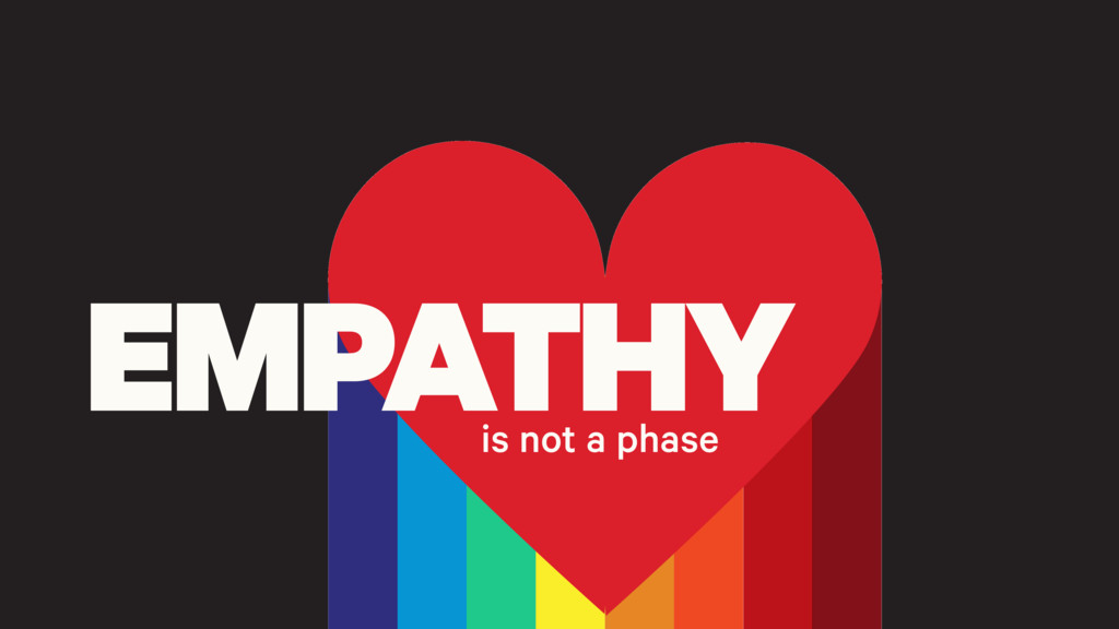 EMPATHY is not a phase