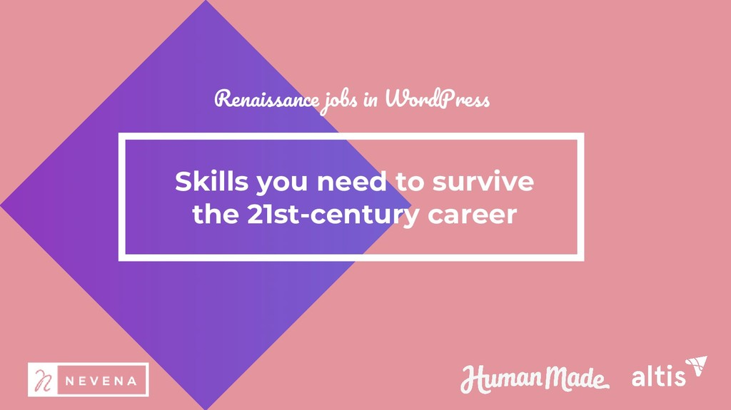 Skills you need to survive the 21st-century car...