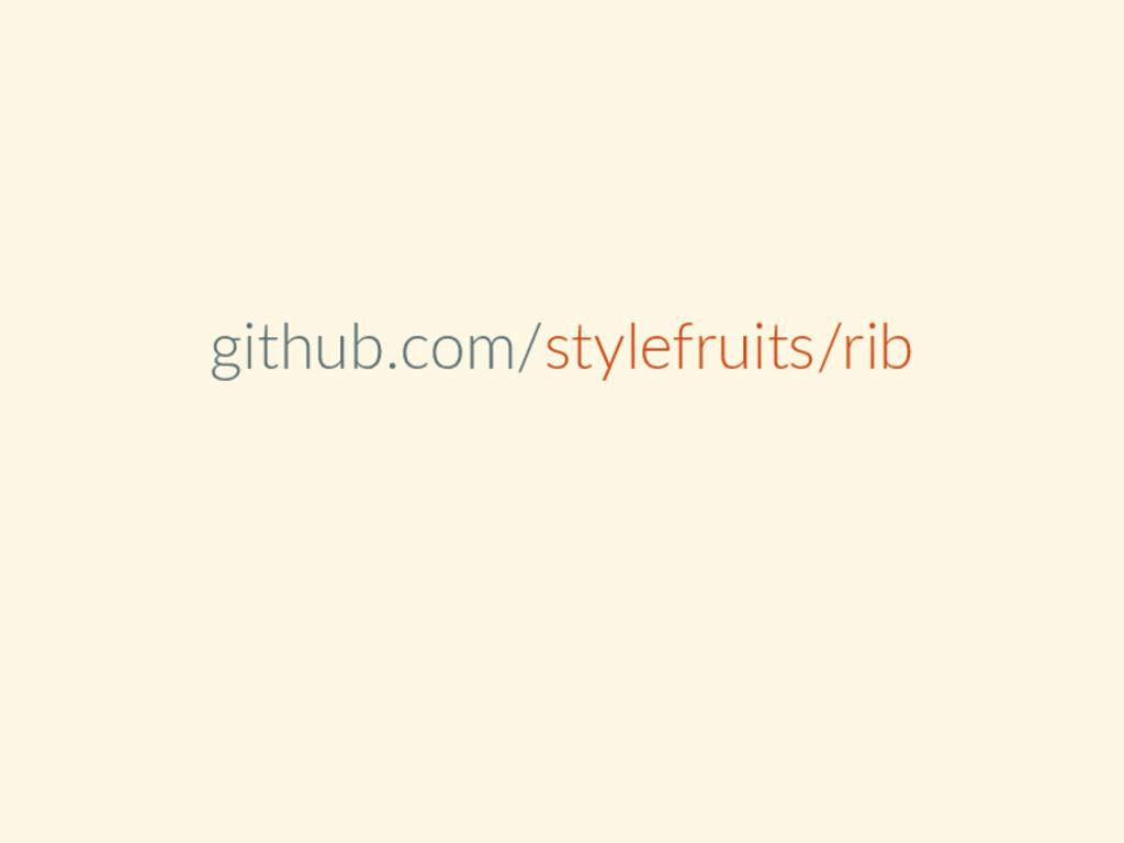 github.com/stylefruits/rib