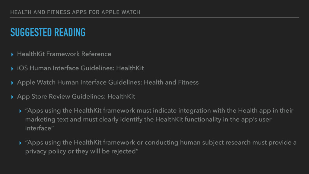 HEALTH AND FITNESS APPS FOR APPLE WATCH SUGGEST...