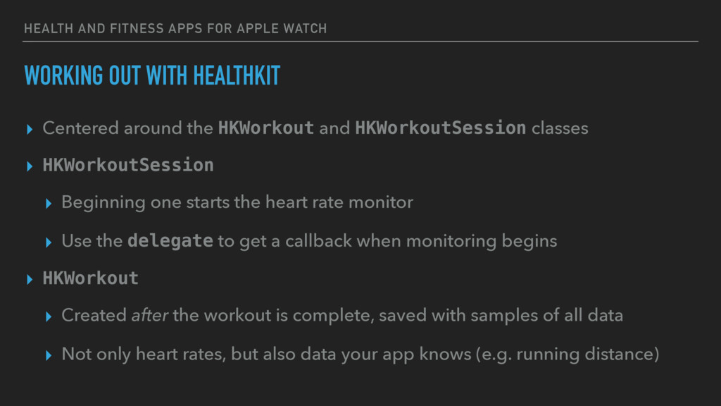 HEALTH AND FITNESS APPS FOR APPLE WATCH WORKING...