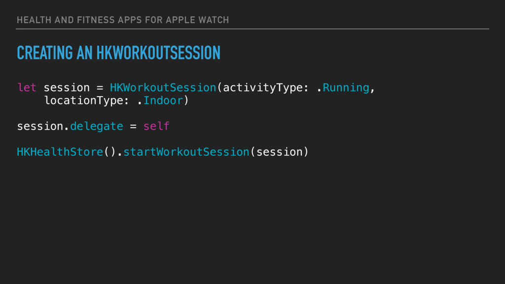 HEALTH AND FITNESS APPS FOR APPLE WATCH CREATIN...