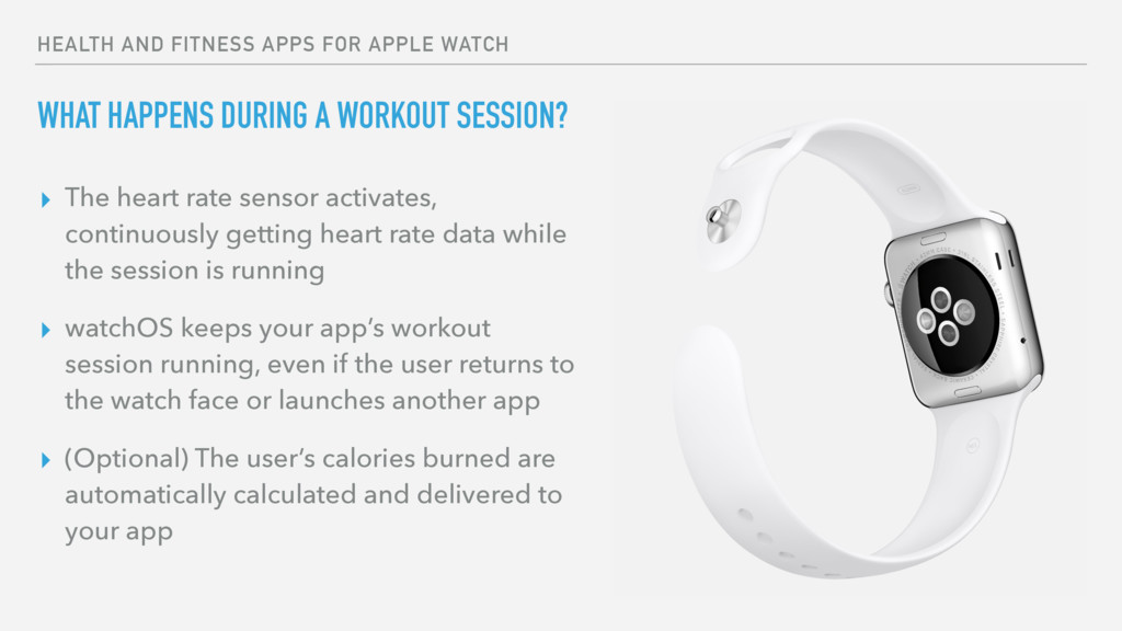 HEALTH AND FITNESS APPS FOR APPLE WATCH WHAT HA...