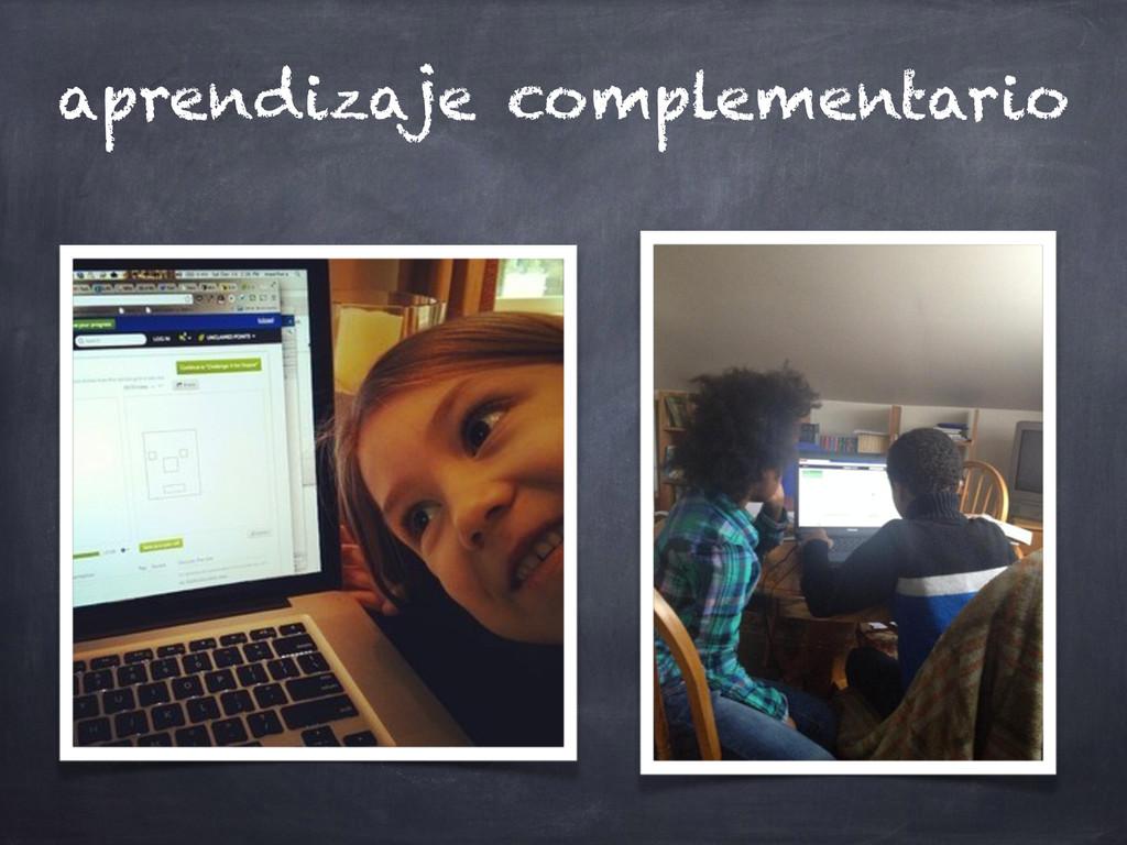 aprendizaje complementario
