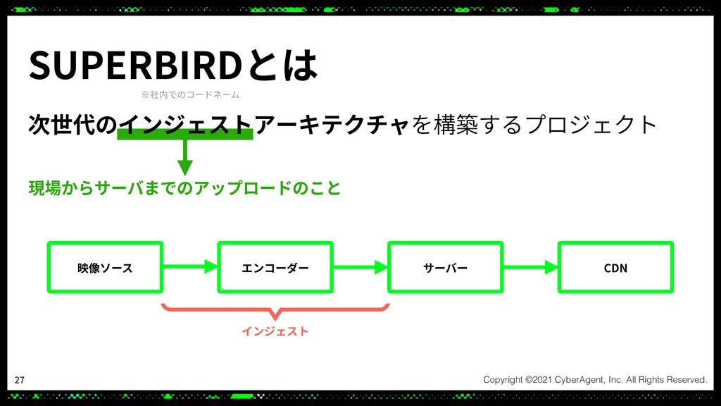 次世代のインジェストアーキテクチャを構築するプロジェクト SUPERBIRDとは 現場からサー...