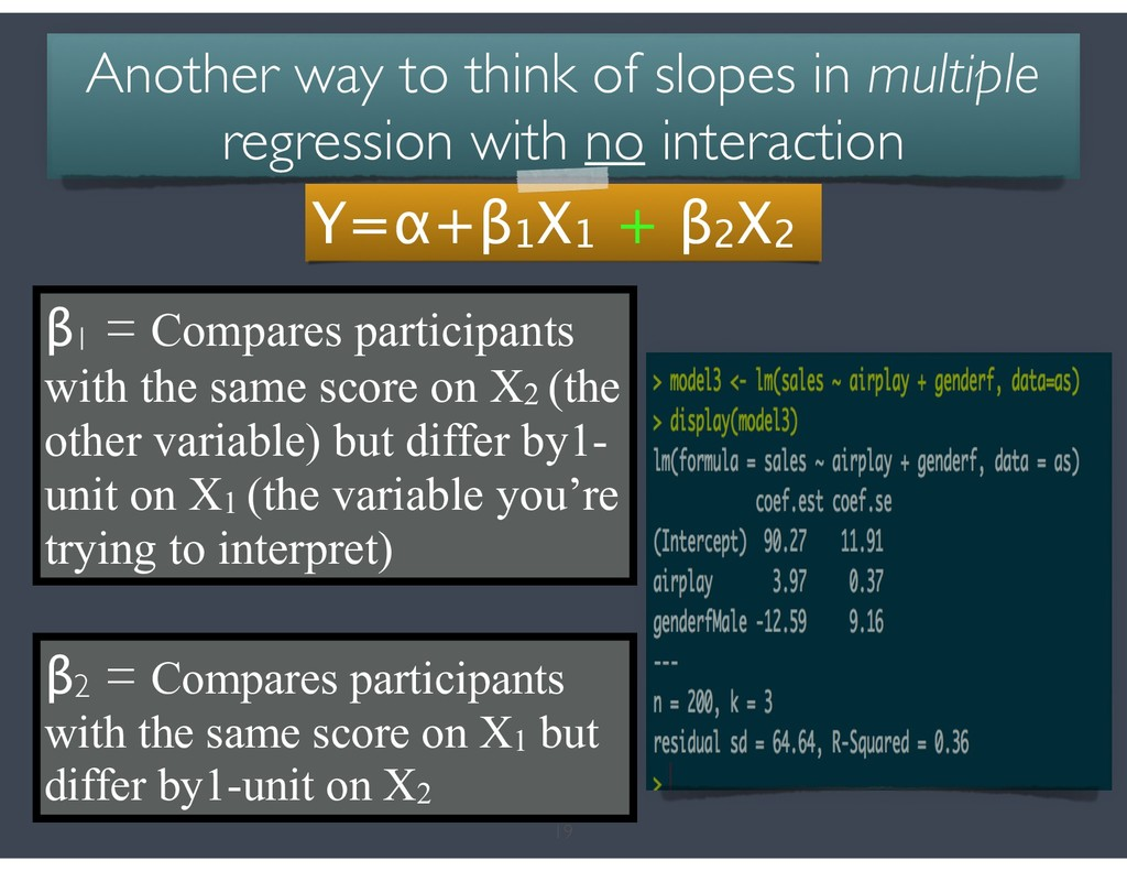 19 Another way to think of slopes in multiple r...