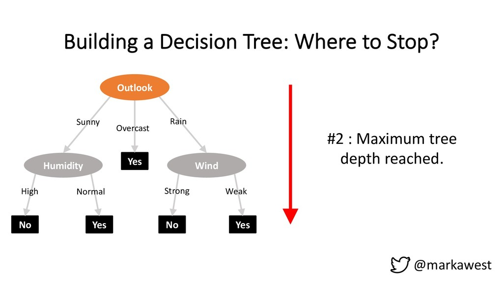 Building a Decision Tree: Where to Stop? @marka...