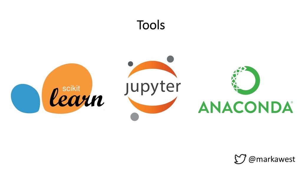 Tools @markawest