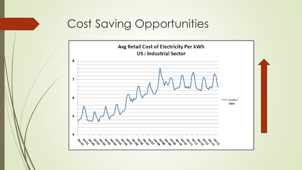 Cost Saving Opportunities