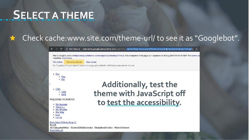 SELECT A THEME Check cache:www.site.com/theme-u...