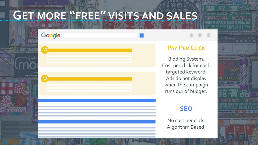 "GET MORE ""FREE"" VISITS AND SALES PAY PER CLICK ..."