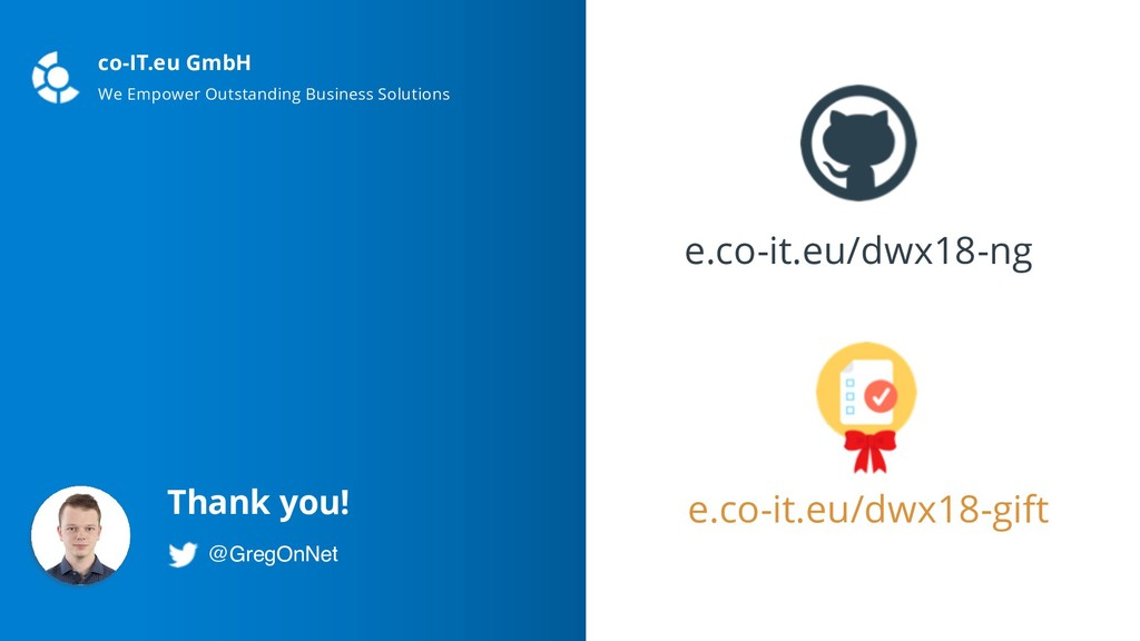 co-IT.eu GmbH We Empower Outstanding Business S...