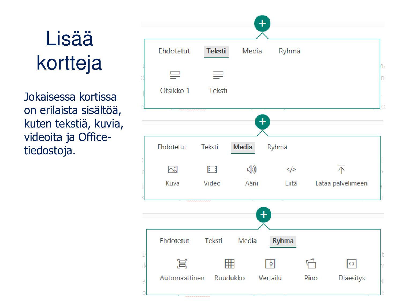 Teamsin SharePoint Spaces (tilat) Tila tarkoitt...