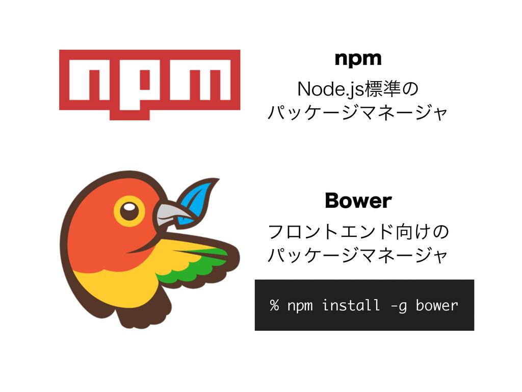 OQN /PEFKTඪ४ͷ ύοέʔδϚωʔδϟ #PXFS ϑϩϯτΤϯυ͚ͷ ...