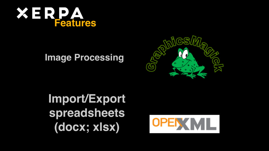 Image Processing Import/Export 