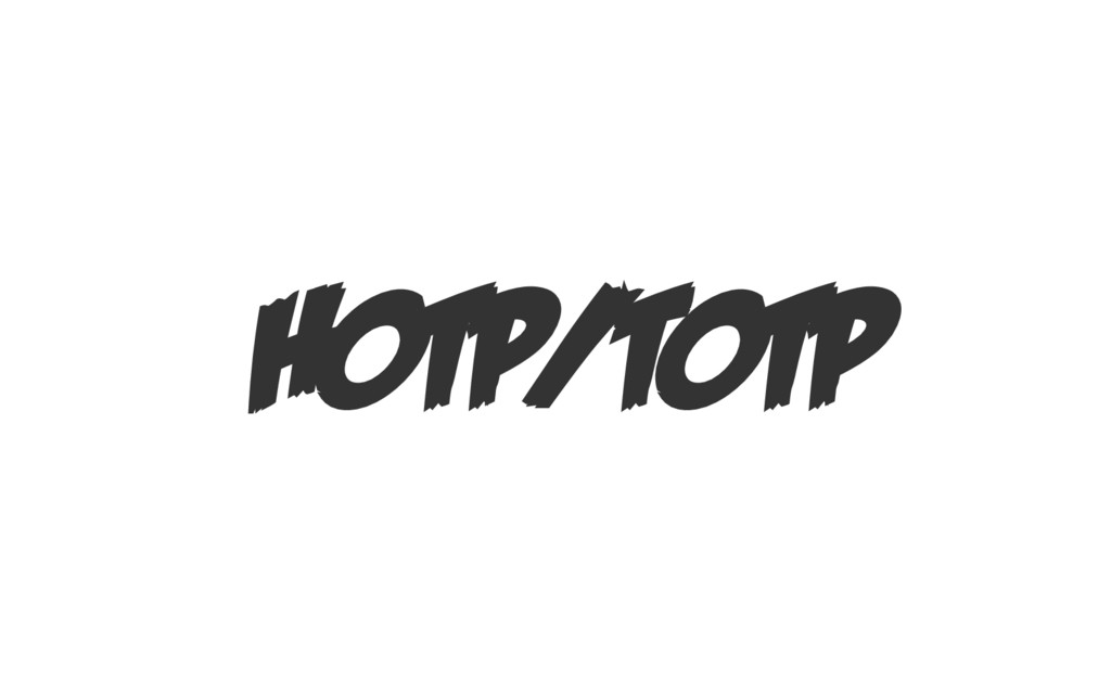 HOTP/TOTP