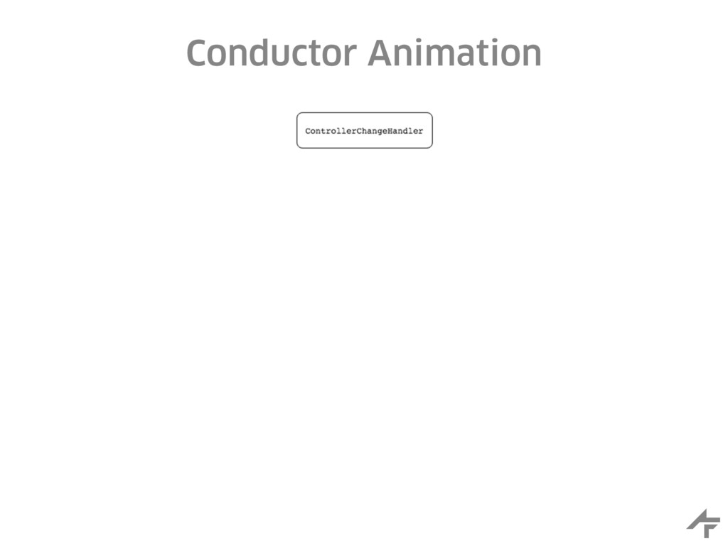 Conductor Animation
