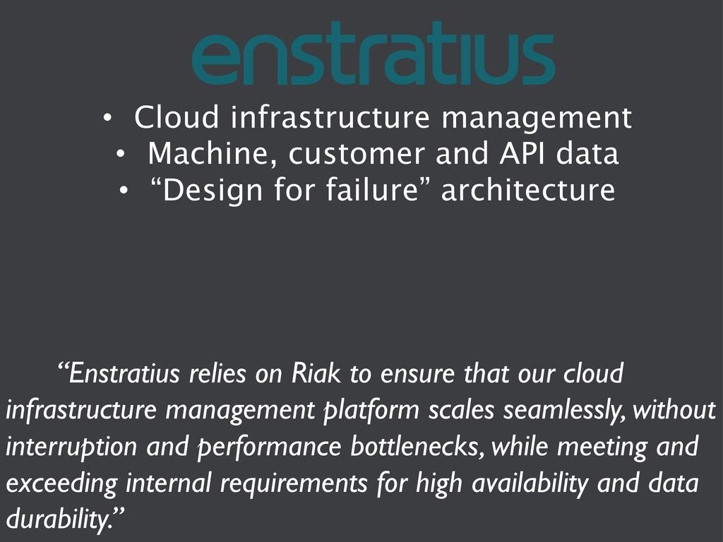 • Cloud infrastructure management  • Machine...