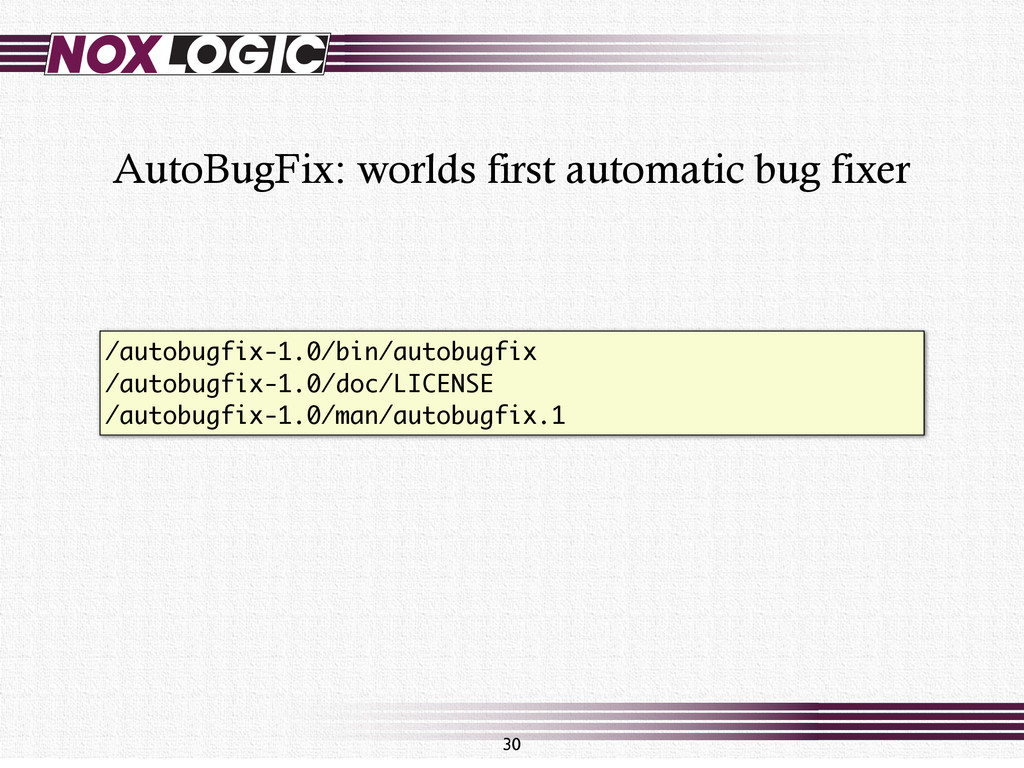 /autobugfix-1.0/bin/autobugfix /autobugfix-1.0/...