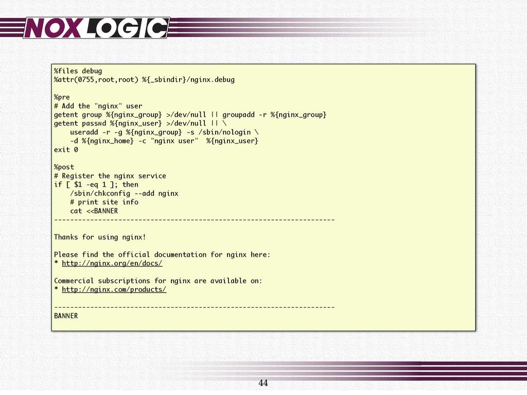 44 %files debug %attr(0755,root,root) %{_sbindi...