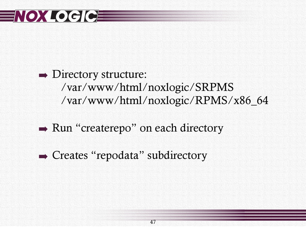 ➡ Directory structure: /var/www/html/noxlogic/S...