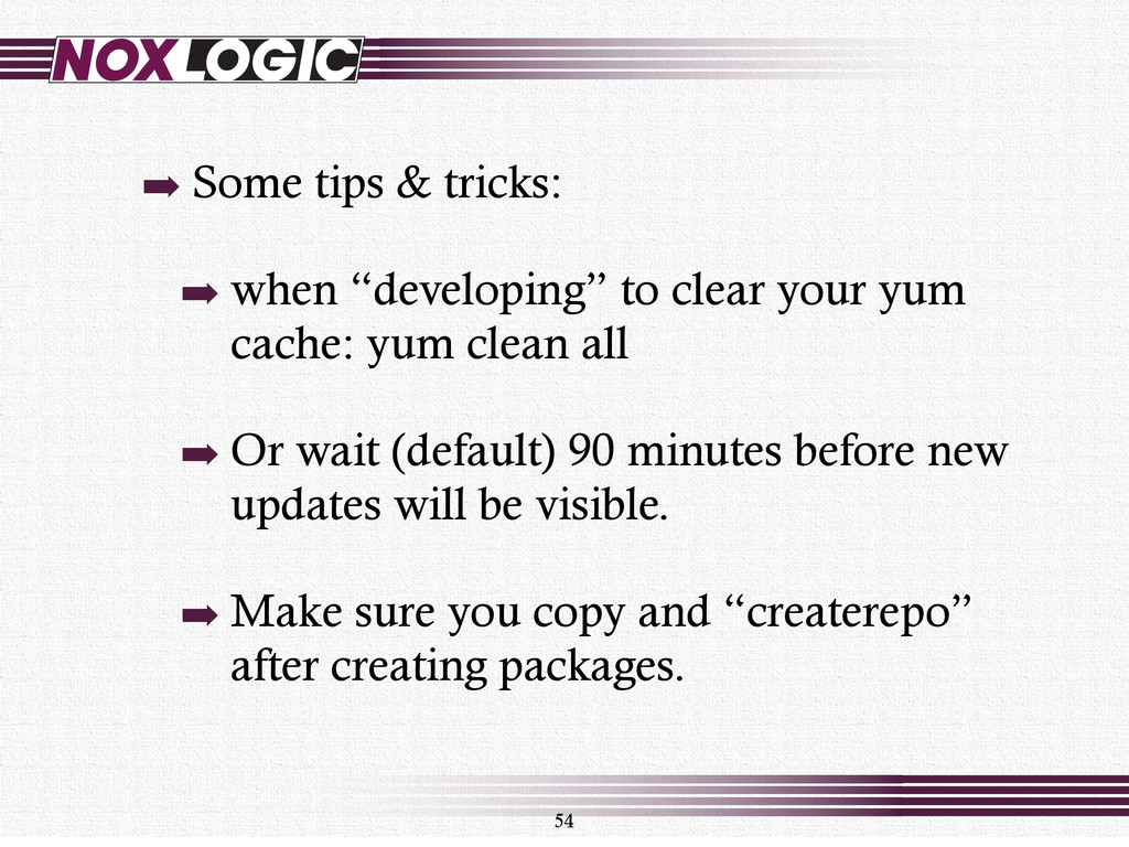 """➡ Some tips & tricks: ➡ when """"developing"""" to cl..."""