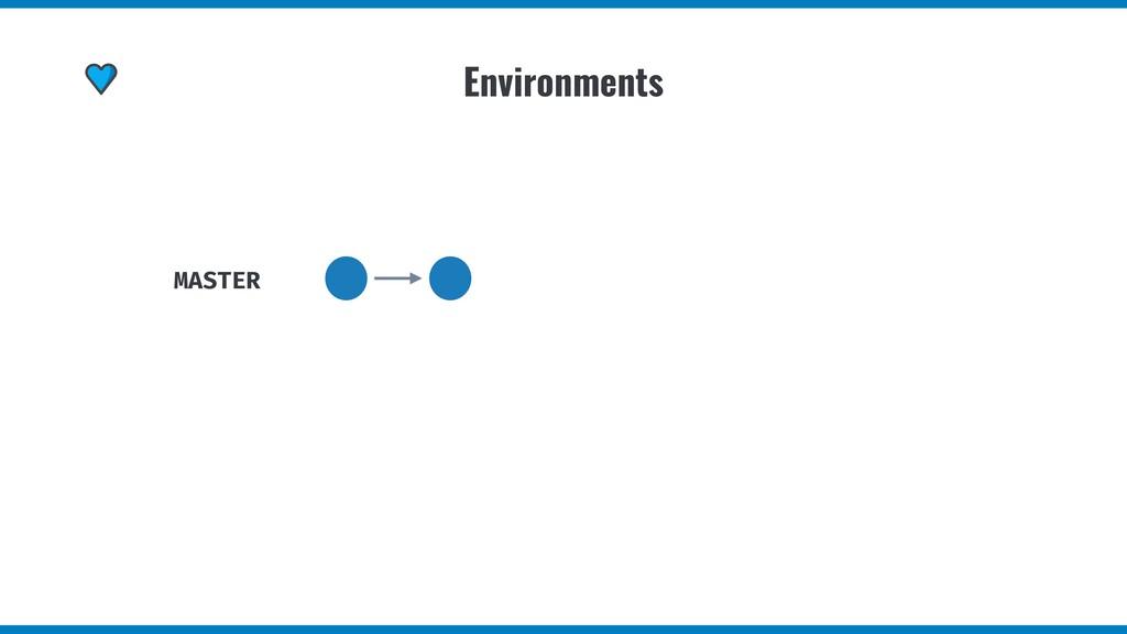 Environments MASTER