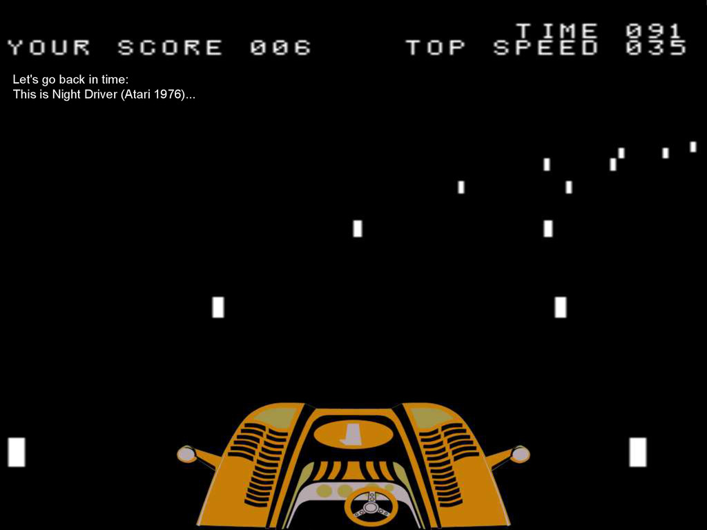 Let's go back in time: This is Night Driver (At...