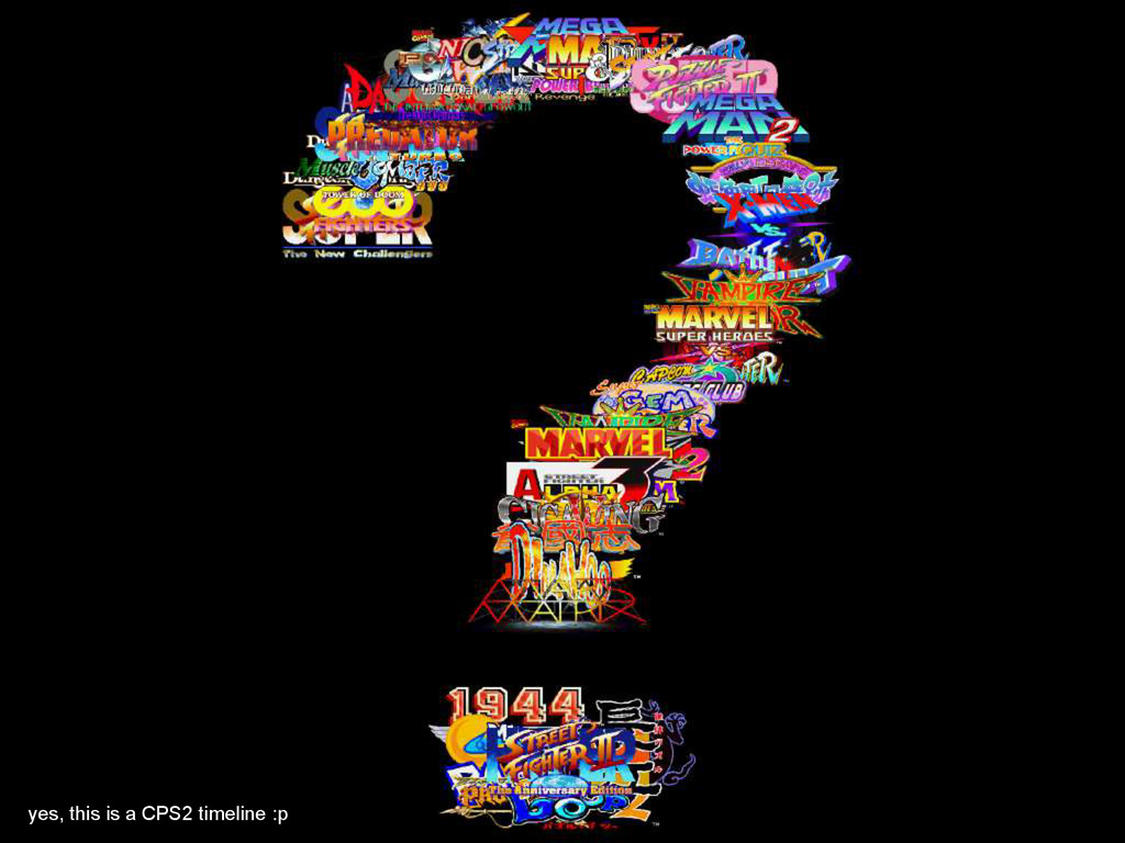 yes, this is a CPS2 timeline :p
