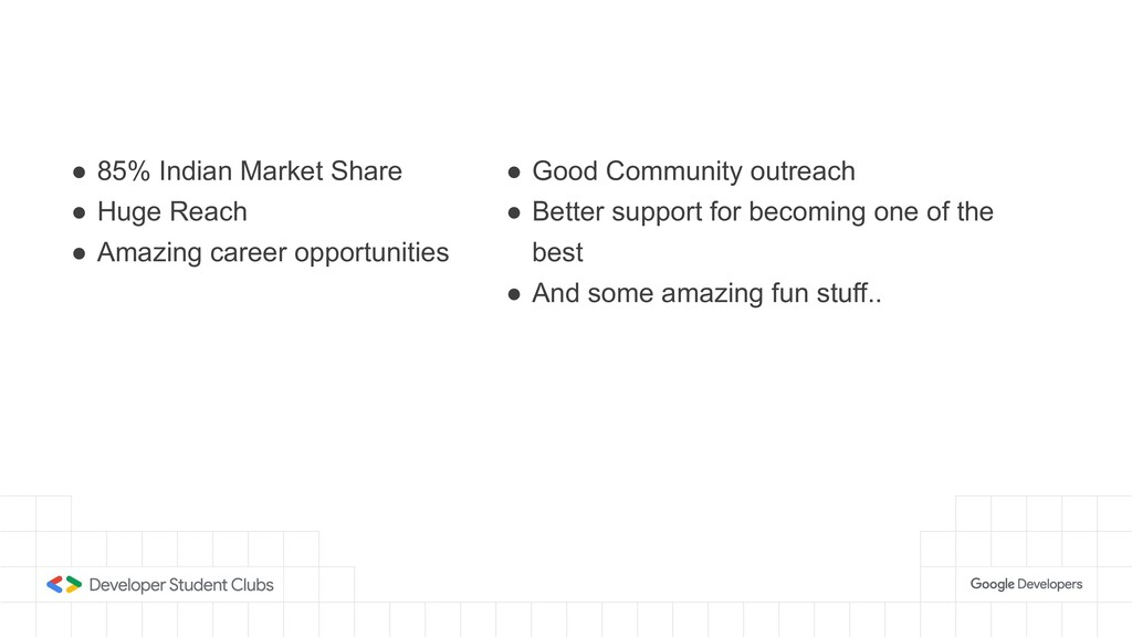 ● 85% Indian Market Share ● Huge Reach ● Amazin...