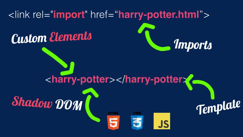 """<link rel=""""import"""" href=""""harry-potter.html""""> <h..."""