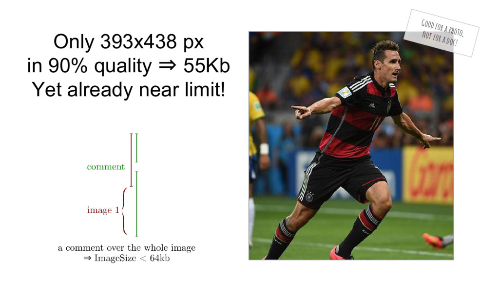 Only 393x438 px in 90% quality ⇒ 55Kb Yet alrea...