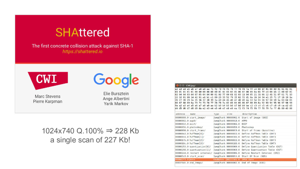 1024x740 Q.100% ⇒ 228 Kb a single scan of 227 K...