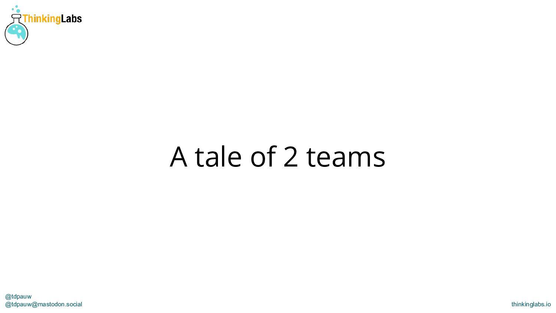 "@tdpauw thinkinglabs.io ""Like all powerful tool..."