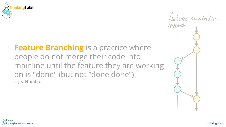 @tdpauw thinkinglabs.io Continuous Integration ...