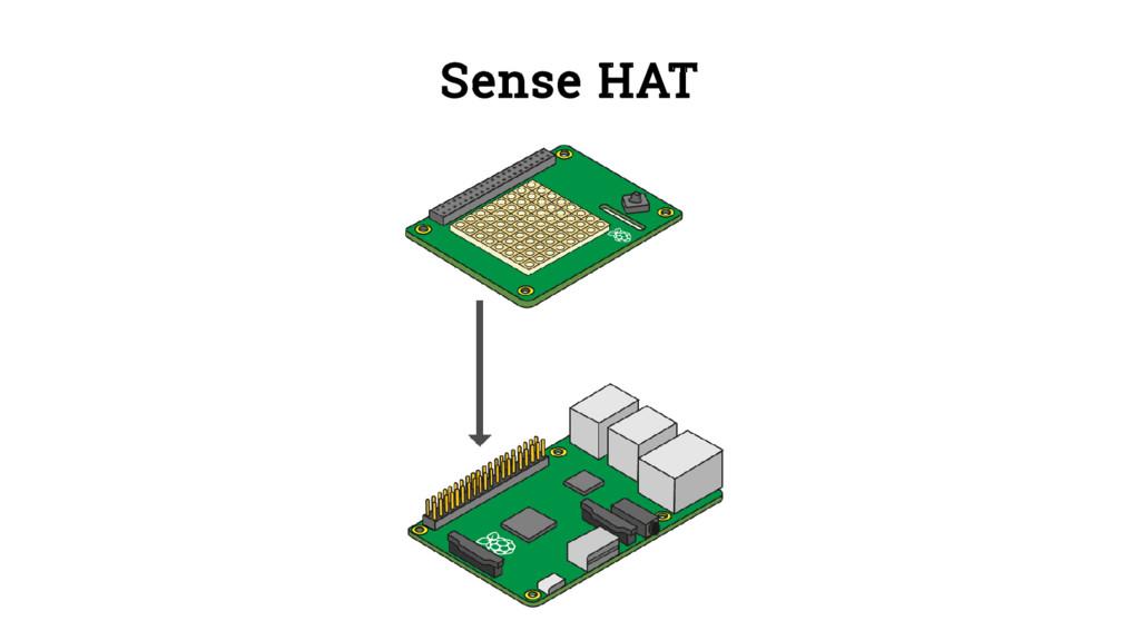 Sense HAT